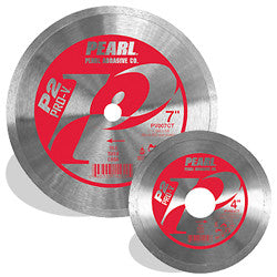 DIAMOND SAW BLADES TILE & STONE  P2 PRO-V™ FOR TILE PEARL ABRASIVES