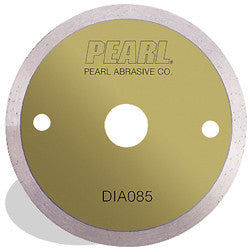 DIAMOND SAW BLADES TILE & STONE  P5™ FOR TILE PEARL ABRASIVES