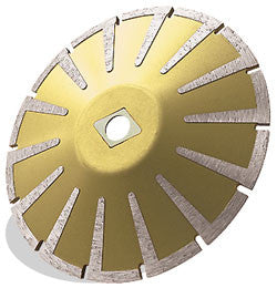 DIAMOND SAW BLADES TILE & STONE P5™ CONTOUR BLADES FOR GRANITE & MARBLE  PEARL ABRASIVES