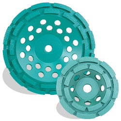 DIAMOND CUP WHEELS P4™  FOR CONCRETE & MASONRY  PEARL ABRASIVES