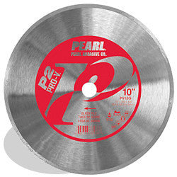 DIAMOND SAW BLADES TILE & STONE P2 PRO-V™ PEARL ABRASIVES