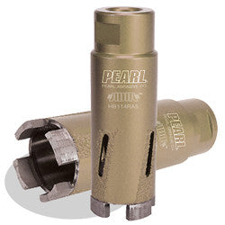 DIAMOND CORE BITS P5™ ADM™ FOR GRANITE DRY  PEARL ABRASIVES