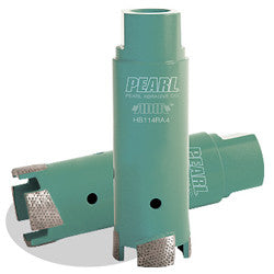 DIAMOND CORE BITS P4™ ADM™ FOR GRANITE DRY PEARL ABRASIVES