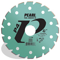DIAMOND SAW BLADES TILE & STONE ELECTROPLATED BLADE FOR MARBLE  PEARL ABRASIVES