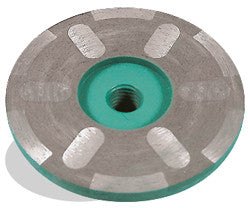 DIAMOND CUP WHEELS P4™ DRY SHAPER FOR GRANITE  PEARL ABRASIVES