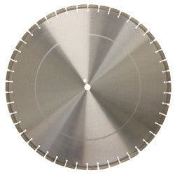 DIAMOND SAW BLADES SEGMENTED PROFESSIONAL WET CONCRETE BLADE - SOFT BOND  PEARL ABRASIVES
