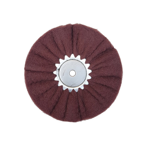 BRIGHT-TEX ABRASIVE BUFFING WHEELS