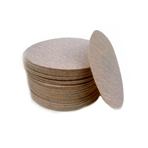 SANDPAPER DISCS HOOK & LOOP