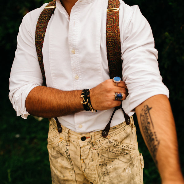 How to Wear Suspenders: Style Tips