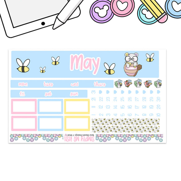 May Print Pression B6 Monthly Kit (2nd Generation)