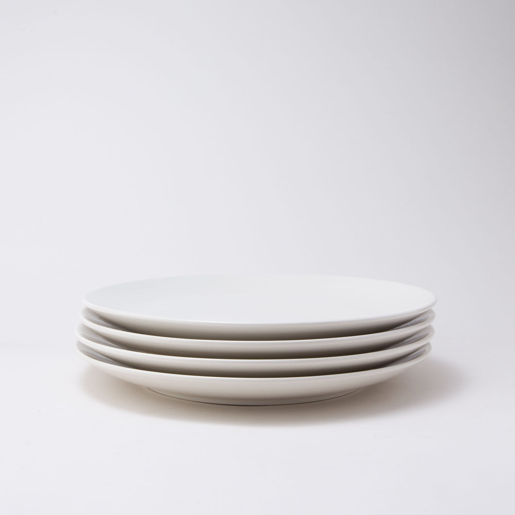 Damek White Large Plates