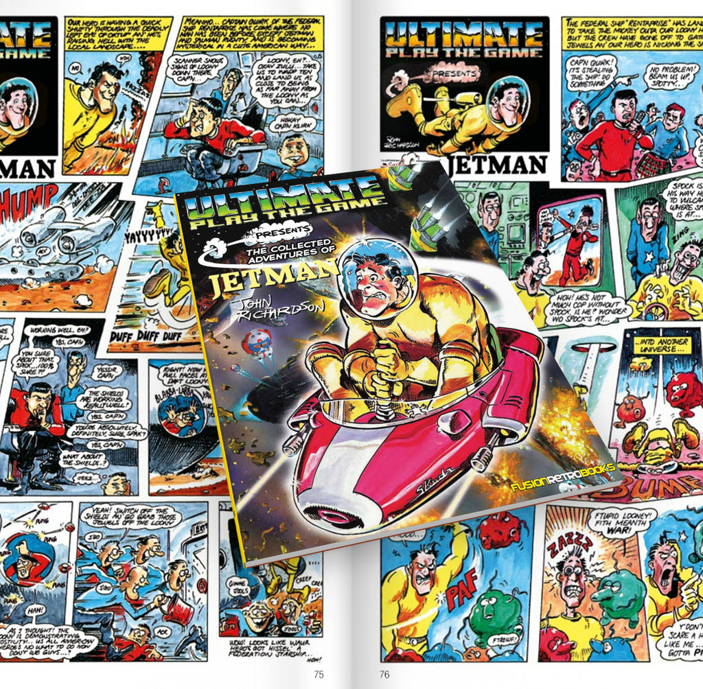 PDF - The Collected Adventures of Jetman