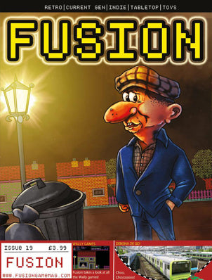 Fusion Gaming Magazine - Issue #19