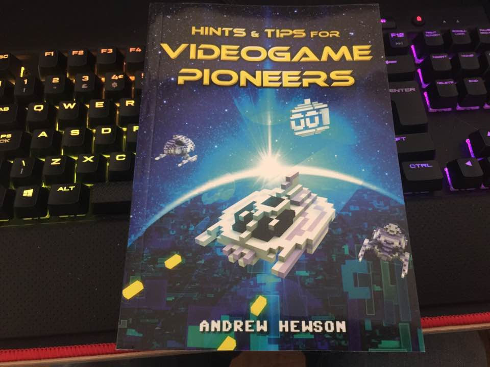 Hints & Tips for Videogame Pioneers - Fusion Retro Books