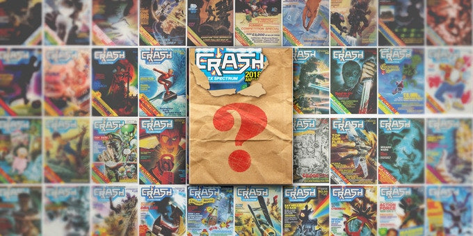 The Crash Annual 2018 - Fusion Retro Books
