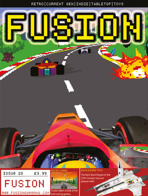 Fusion Gaming Magazine - Issue #20