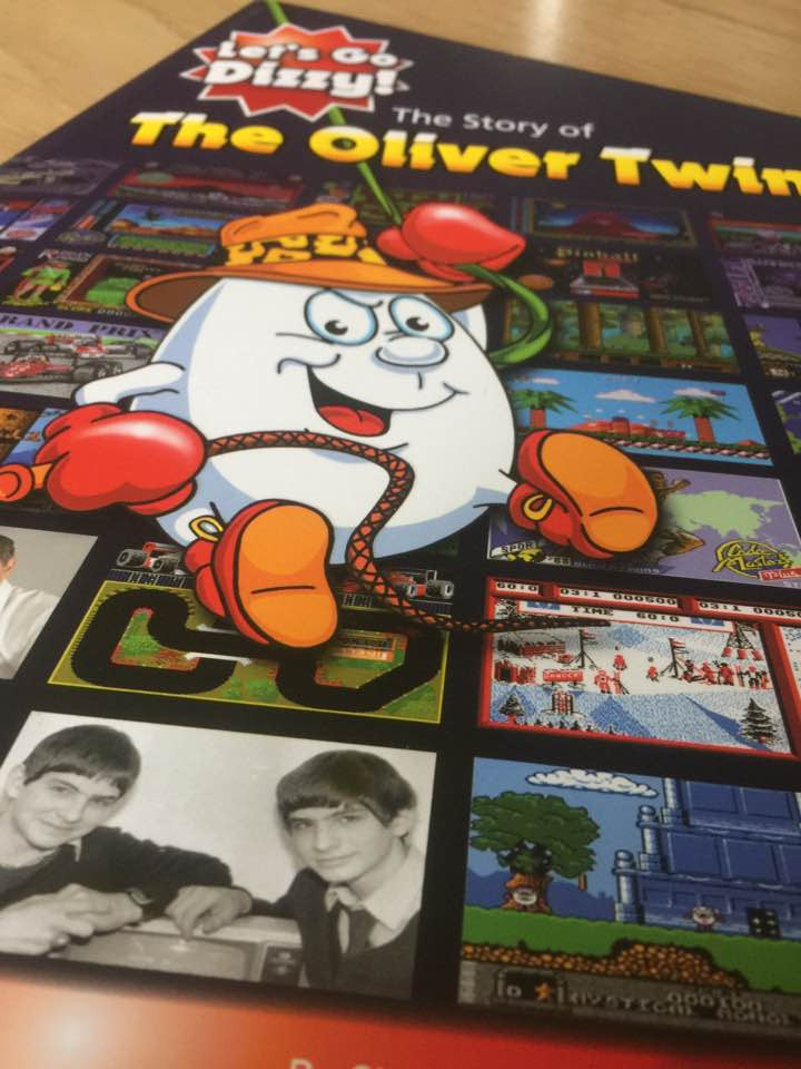 The Story of the Oliver Twins - Fusion Retro Books