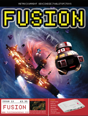 FUSION - Gaming Magazine - Issue #13