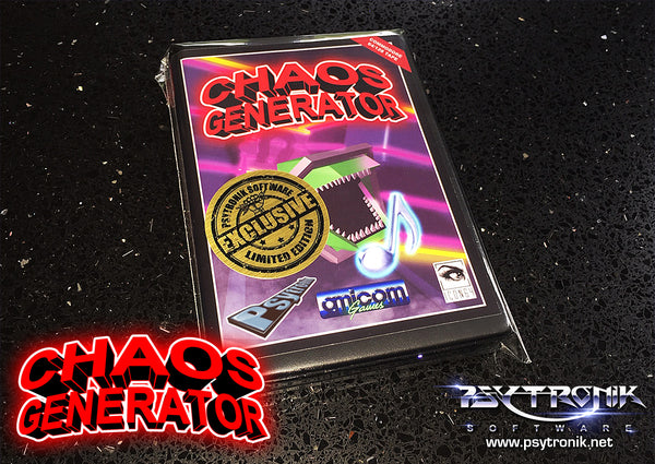 Chaos Generator - download - Fusion Retro Books