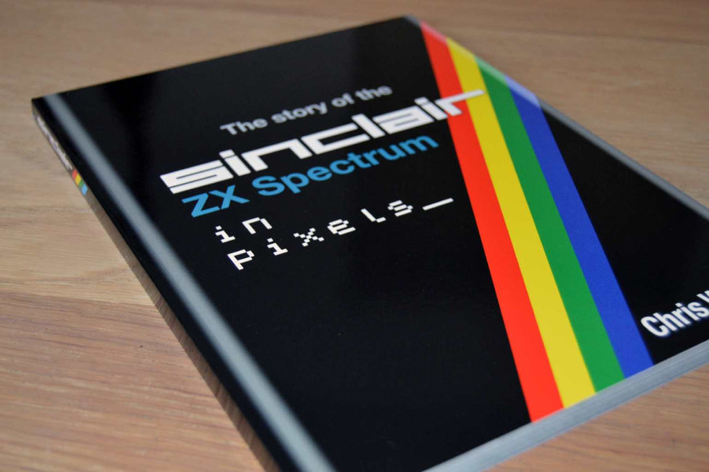 The story of the ZX Spectrum in pixels_ VOLUME 1 - Fusion Retro Books