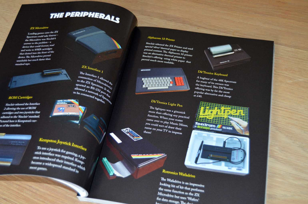 PDF -The story of the ZX Spectrum in pixels_ VOLUME 1 - Fusion Retro Books