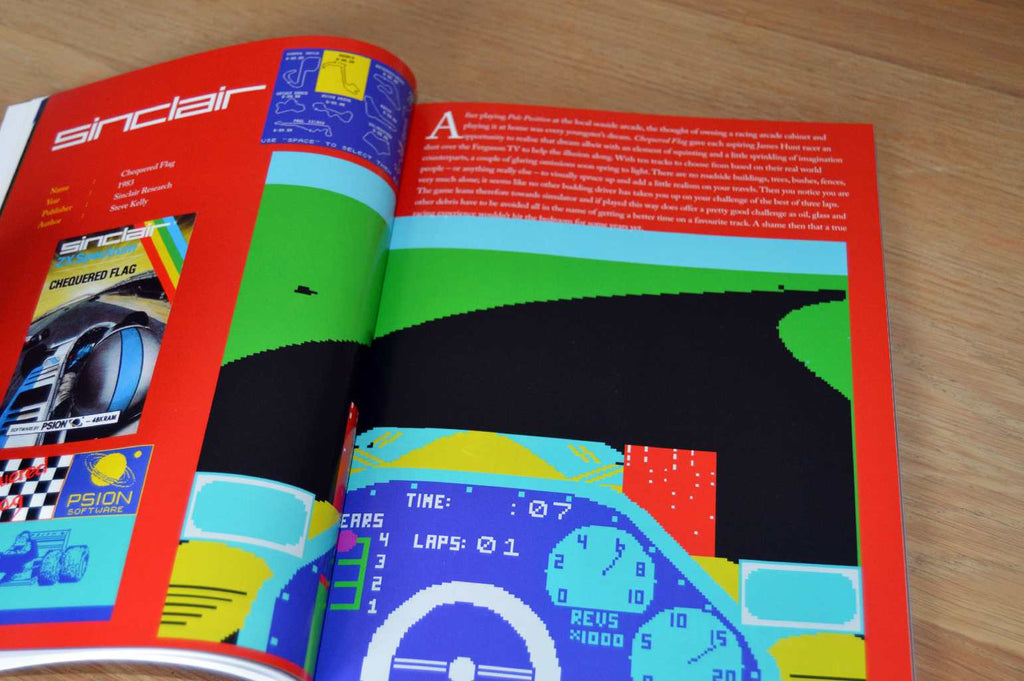 The story of the ZX Spectrum in pixels_ VOLUME 2 - Fusion Retro Books