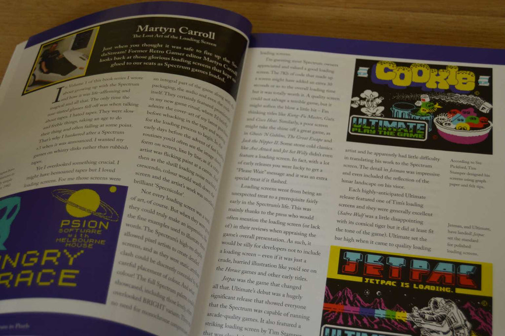 PDF - The story of the ZX Spectrum in pixels_ VOLUME 2 - Fusion Retro Books