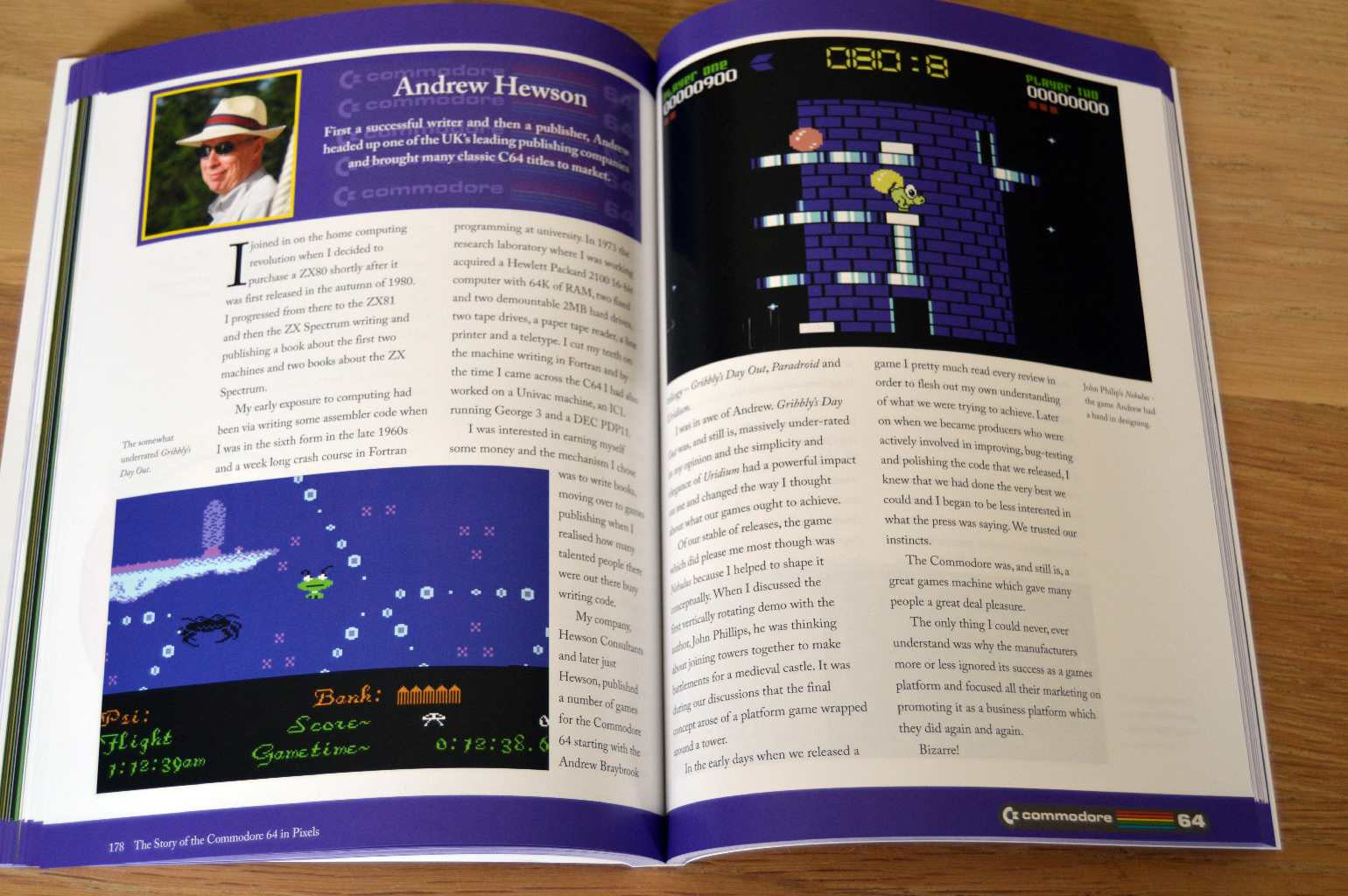 The Story Of The Commodore 64 In Pixels Fusion Retro Books