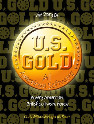 The Story of US Gold - Fusion Retro Books
