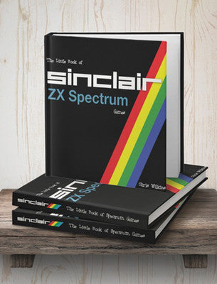 The Little Book of ZX Spectrum Games - Fusion Retro Books