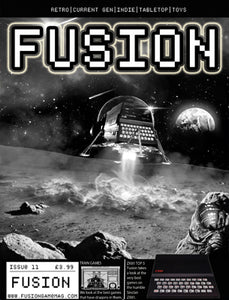 FUSION - Gaming Magazine - Issue #11