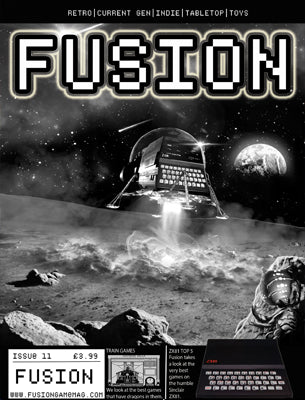 FUSION - Gaming Magazine - Issue #11 - Fusion Retro Books