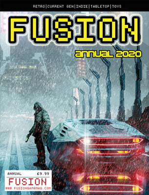 FUSION Annual 2020 - Fusion Retro Books