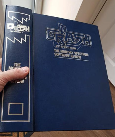 Crash Binder - Fusion Retro Books