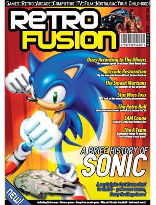 PDF - Retro Fusion Issue 1