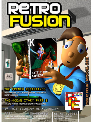 PDF - Retro Fusion Issue 4 - Fusion Retro Books