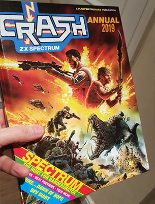 Crash 2019 - Fusion Retro Books