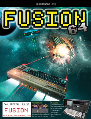 FUSION 64 - Fusion Retro Books