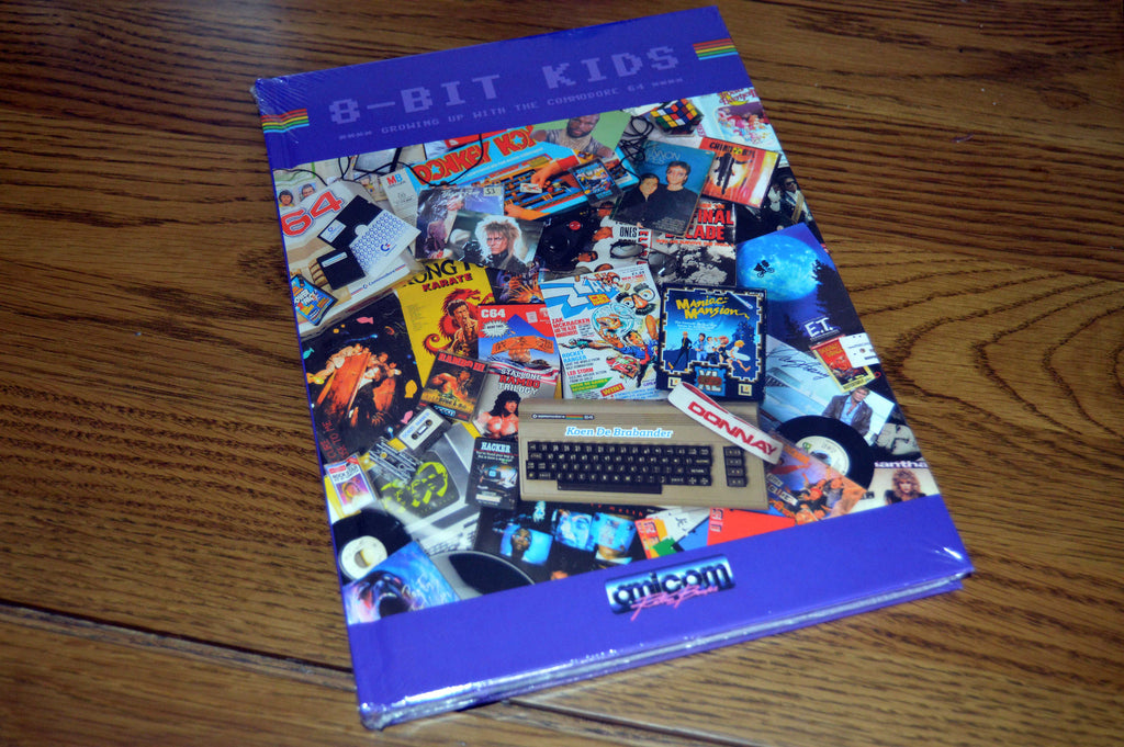 8-BIT KIDS - Fusion Retro Books