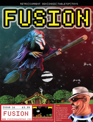 Fusion Gaming Magazine - Issue #16