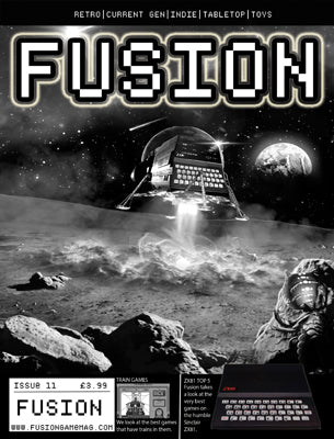 PDF- FUSION - Gaming Magazine - Issue #11