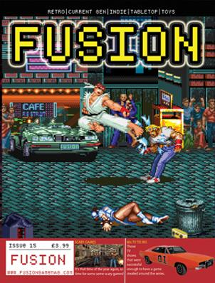 PDF - FUSION - Gaming Magazine - Issue #15
