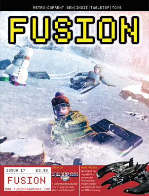 Fusion Gaming Magazine - Issue #17
