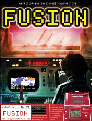 Fusion Gaming Magazine - Issue #18