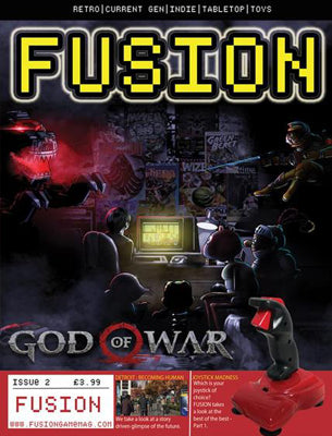 PDF - FUSION - Gaming Magazine - Issue #2 - Fusion Retro Books