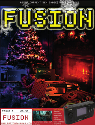 FUSION - Gaming Magazine - Issue #3 - Fusion Retro Books