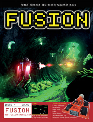FUSION - Gaming Magazine - Issue #7 - Fusion Retro Books