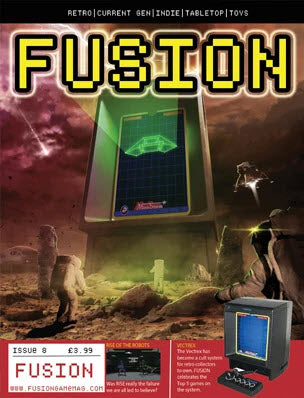 PDF - FUSION - Gaming Magazine - Issue #8