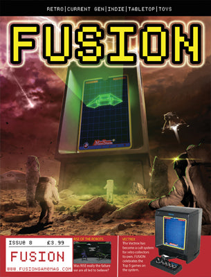 FUSION - Gaming Magazine - Issue #8 - Fusion Retro Books