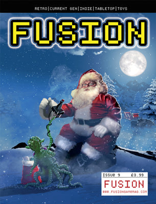 FUSION - Gaming Magazine - Issue #9 - Fusion Retro Books